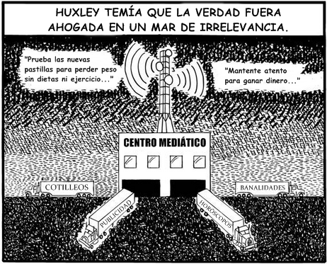 1984 vs Mundo feliz 6