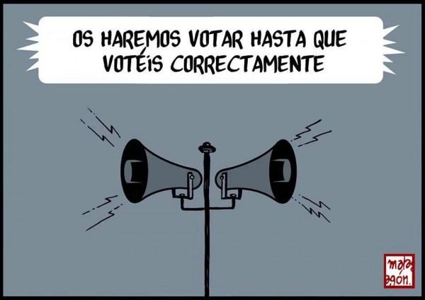 Elecciones repetición